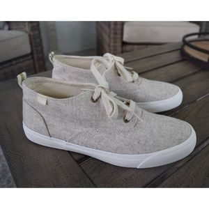 Keds Womens Size 9 Shoes Champion Wool In Oatmeal